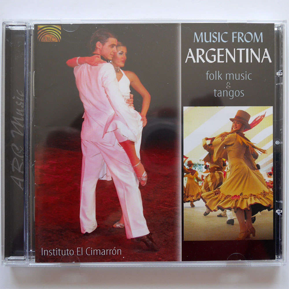 Various Music from Argentina - Folk music & Tangos