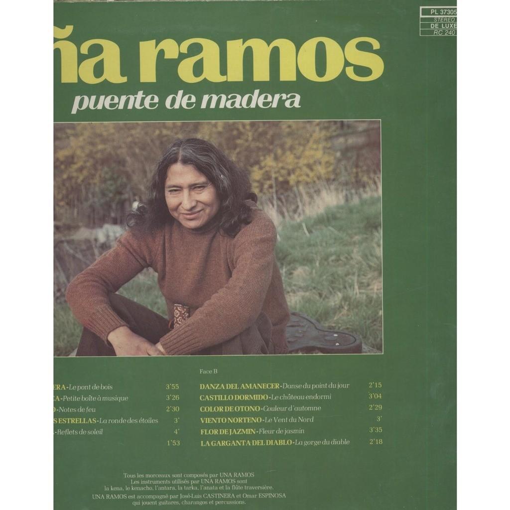 Uña Ramos le pont de bois -Puente De Madera