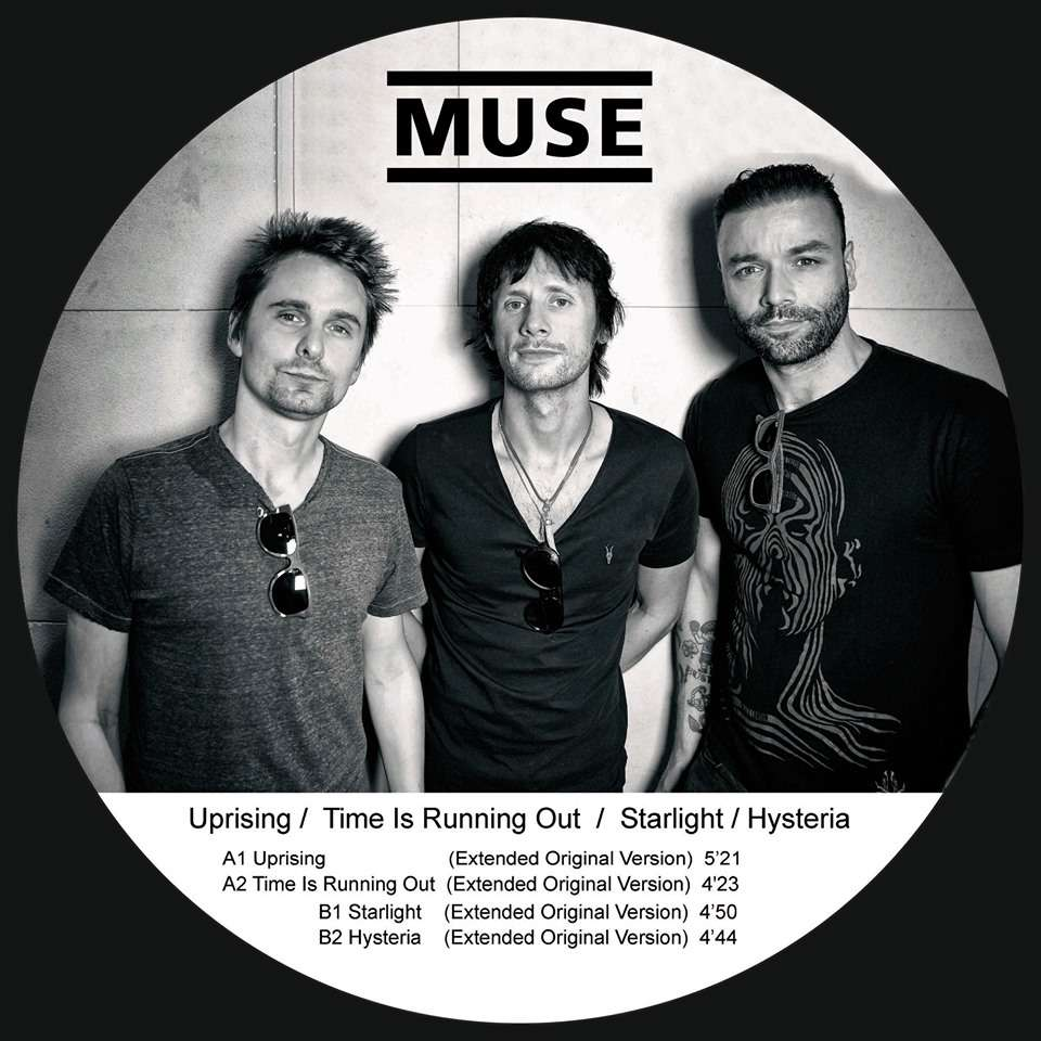 muse Uprising / Time is running out / Starlight / Hysteria