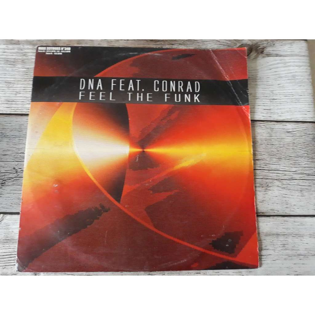 DNA (7) Feat. Conrad - Feel The Funk (12) DNA (7) Feat. Conrad - Feel The Funk (12)
