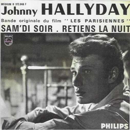 JOHNNY HALLYDAY sam'di soir
