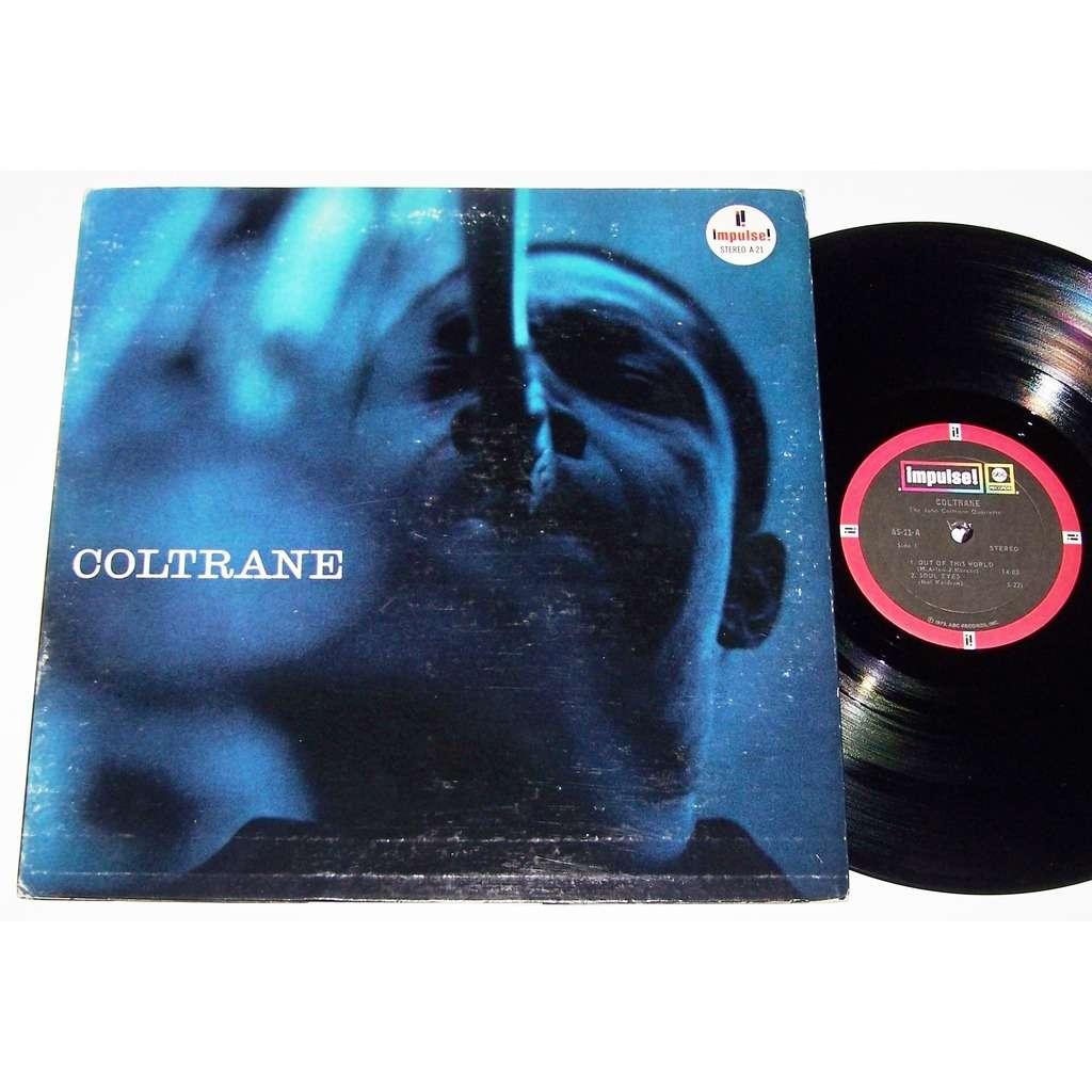 coltrane the john coltrane quartette