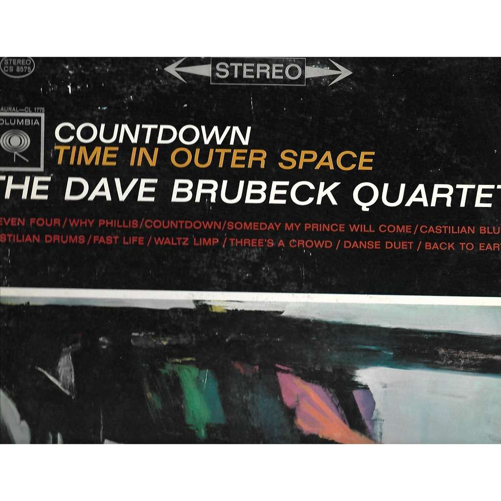 The Dave Brubeck Quartet Countdown: Time In Outer Space