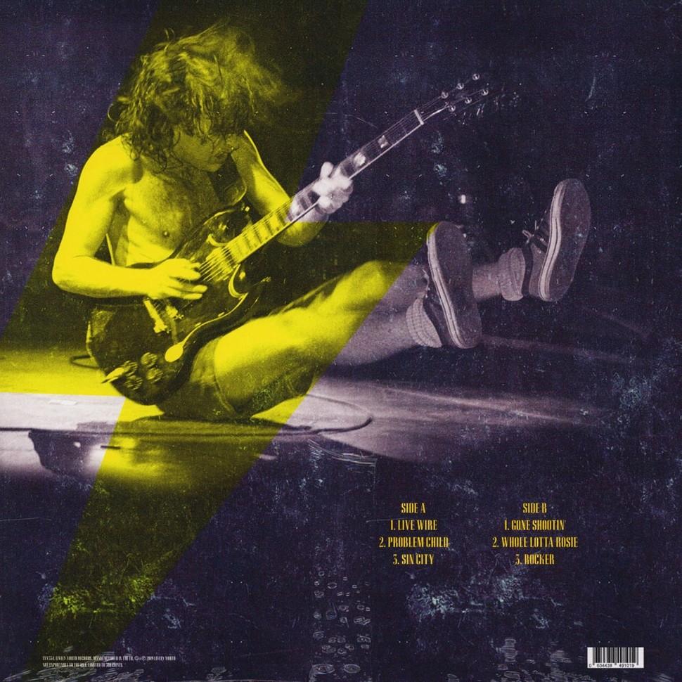 AC/DC Gone Shootin' Live Nashville 1978 FM Broadcast (lp) Ltd Edit 500 Copies -E.U
