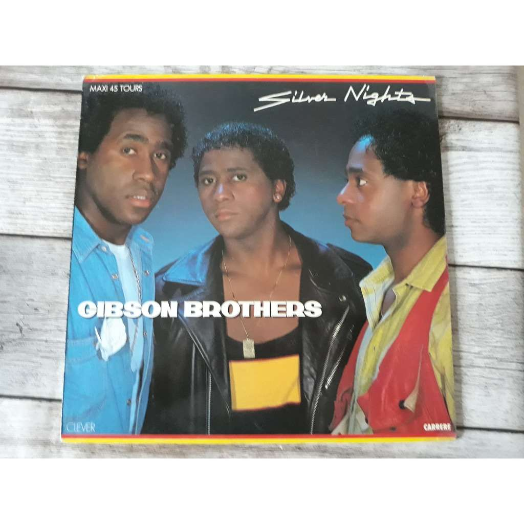 Gibson Brothers - Silver Nights (12, Maxi) Gibson Brothers - Silver Nights (12, Maxi)