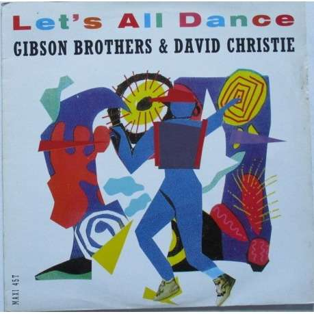 gibson brothers & david christie Let's All Dance