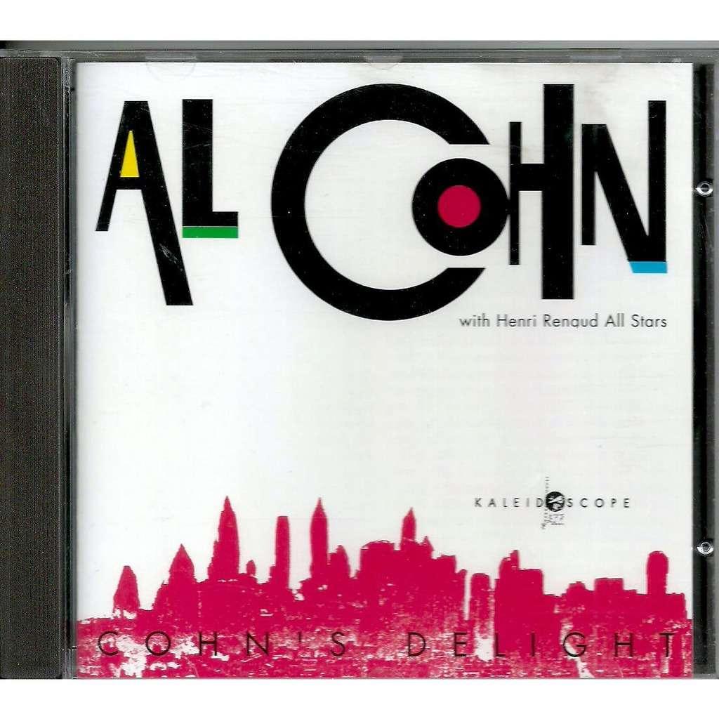 al cohn with henri renaud's all stars Cohn's Delight