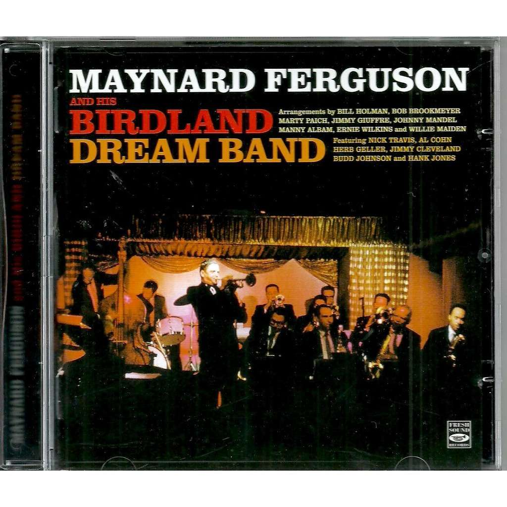 MAYNARD FERGUSON birdland dream band