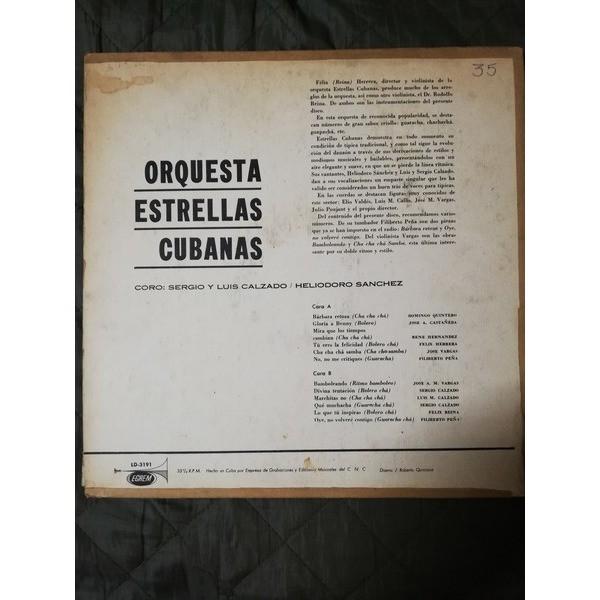 Orquesta estrellas Cubanas Estrellas Cubanas