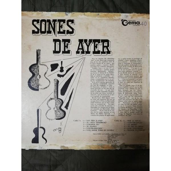 Miguelito Cuni y su Septeto Sones del Ayer