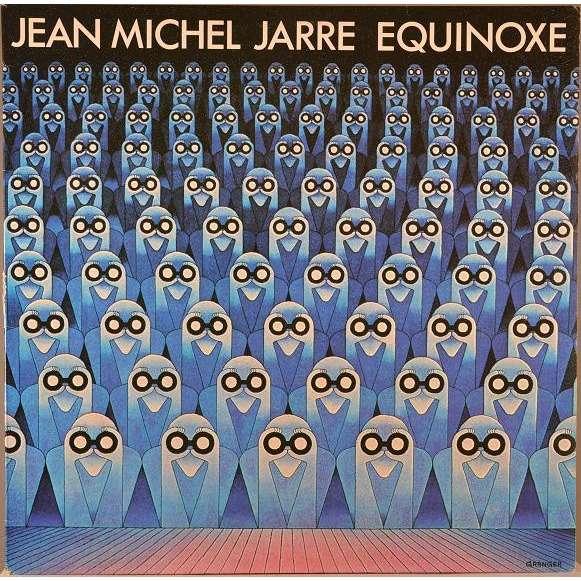 Jean Michel Jarre Equinoxe