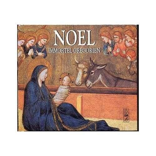 various (Chœurs des moines des abbayes du bec Hell NOEL Immortel grégorien
