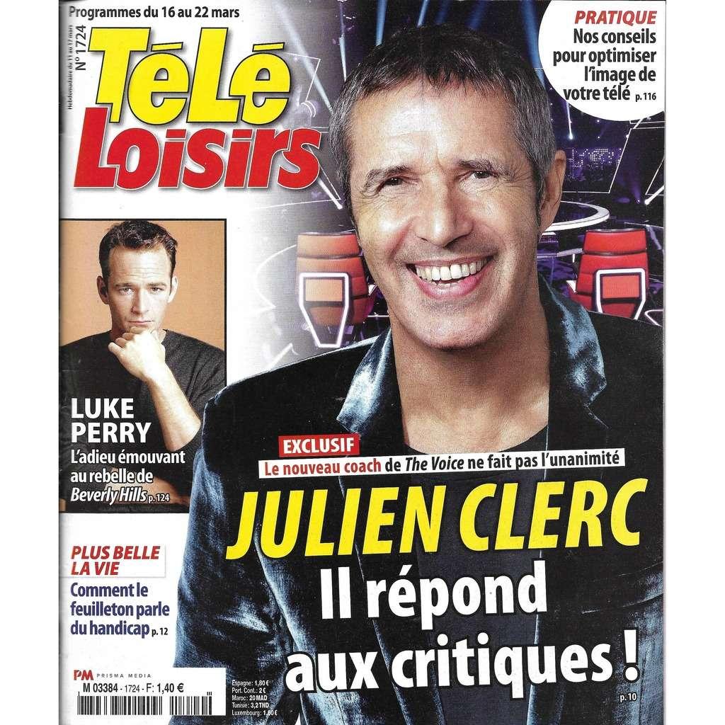 Clerc Julien Télé Loisirs