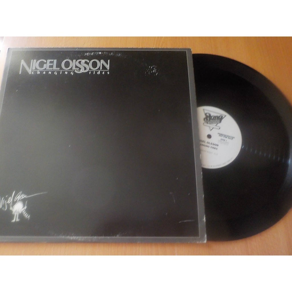 nigel olsson changing tides (4 titres)