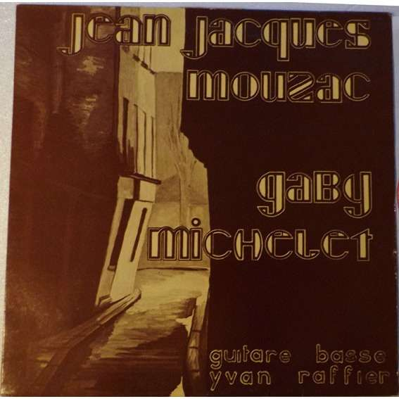 MICHELET Gaby & MOUZAC Jean-Jacques Impasse du gué (rare micro & private French press - late 1970s - great conditions)