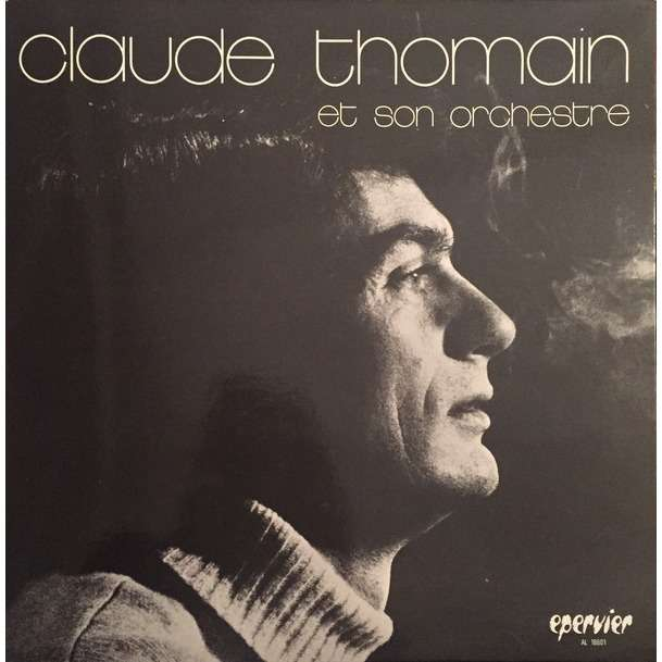 Claude THOMAIN et Son ORCHESTRE Accordeon électronique (original French press - 1971 - gatefold sleeve)