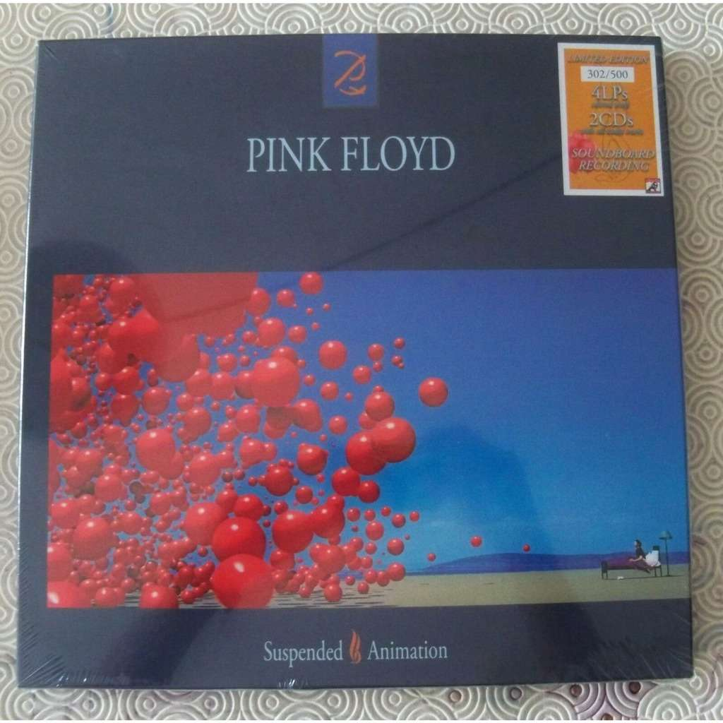 pink floyd Suspended Animation