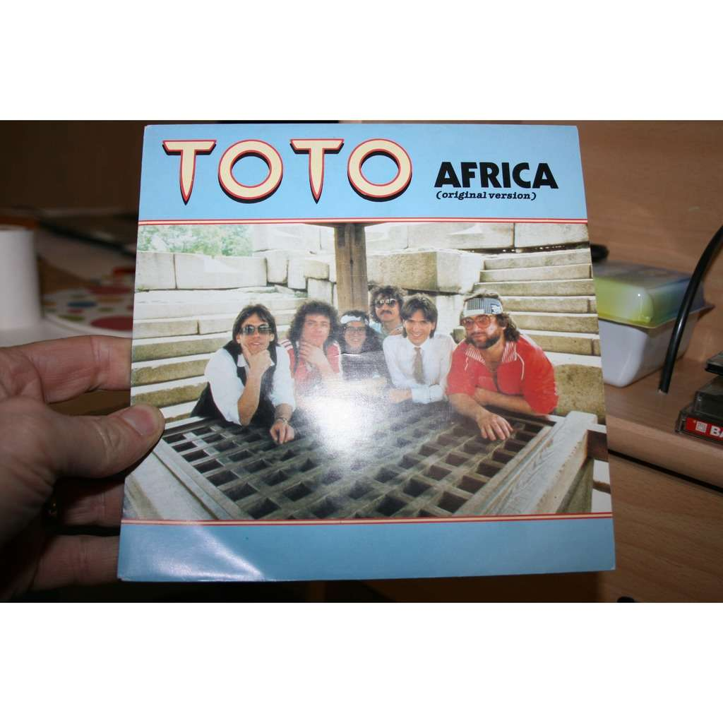 Toto - Africa (Original Version) (7, Single) Toto - Africa (Original Version) (7, Single)