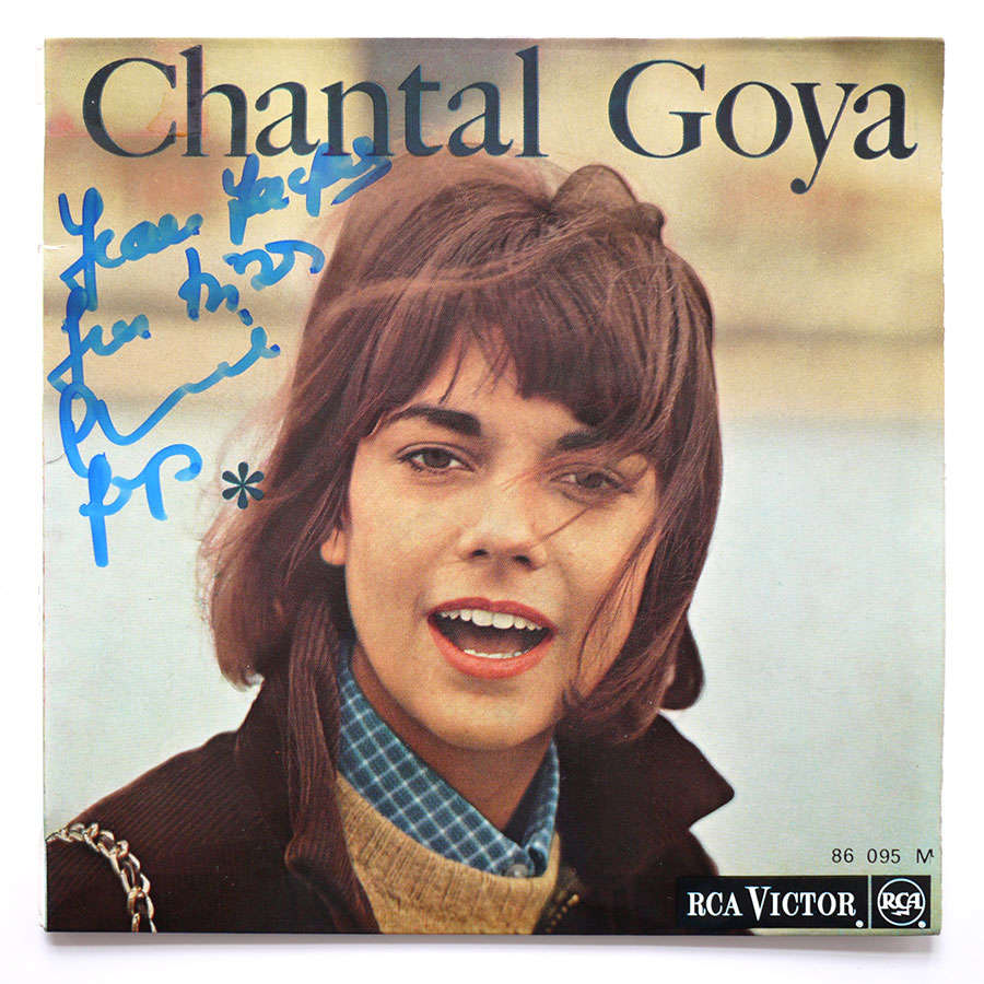 chantal goya comment le revoir