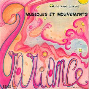 Marie-Claude Clerval Musiques Et Mouvements (Variance)
