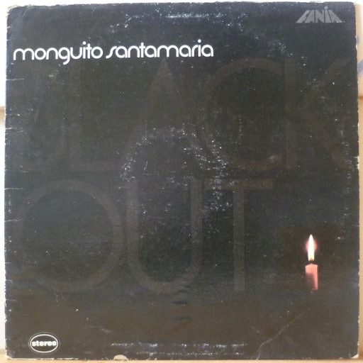 MONGUITO SANTAMARIA Blackout