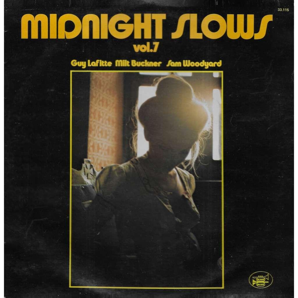 Guy LAFITTE Midnight Slows vol 7