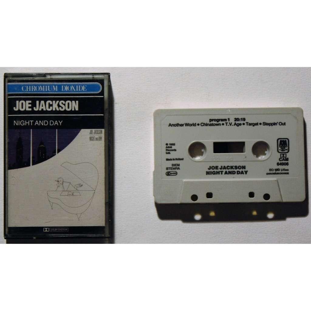 Joe Jackson Night and day