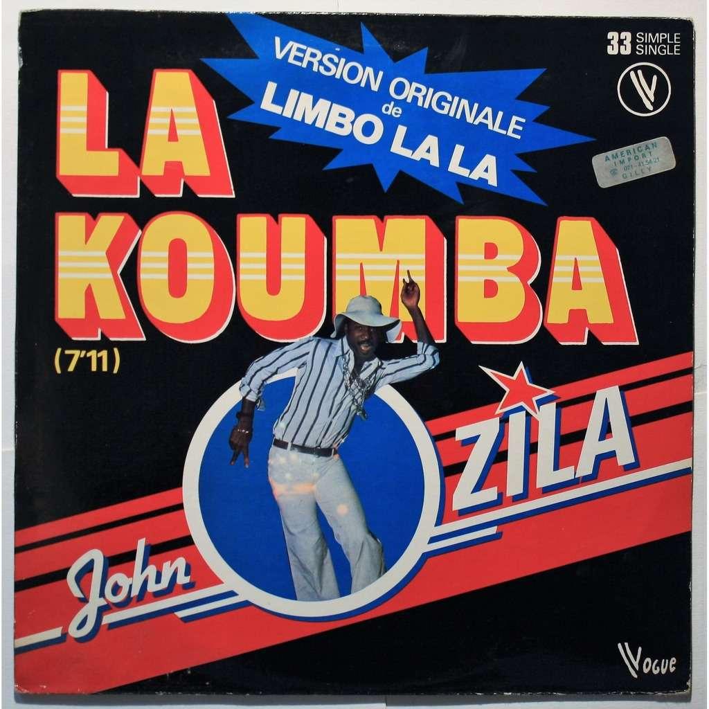 John Ozila La koumba