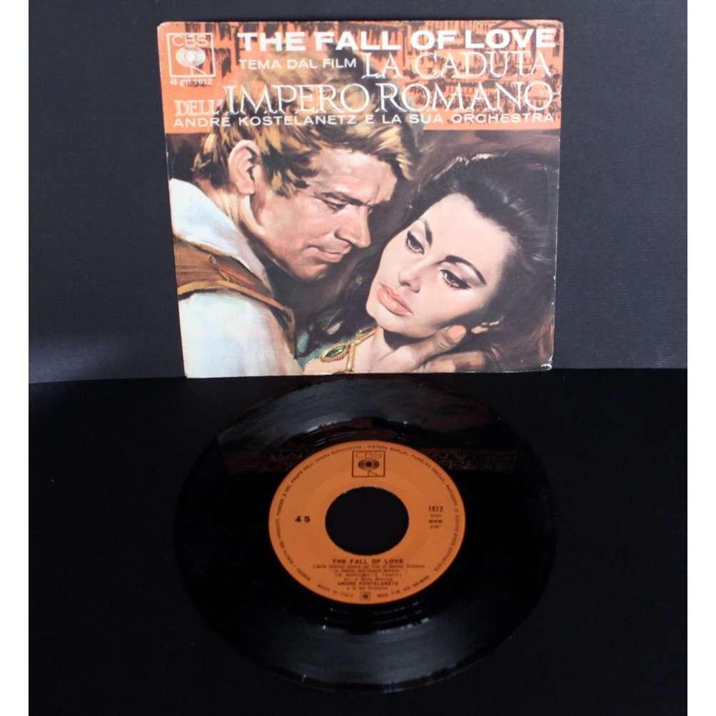 André Kostelanetz E La Sua Orchestra The Fall Of Love
