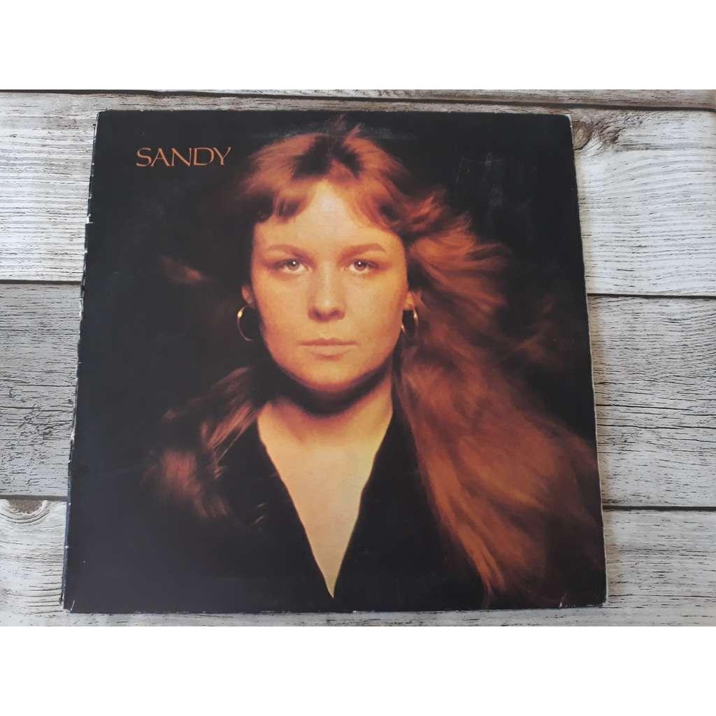 Sandy Denny - Sandy (LP, Album) Sandy Denny - Sandy (LP, Album)