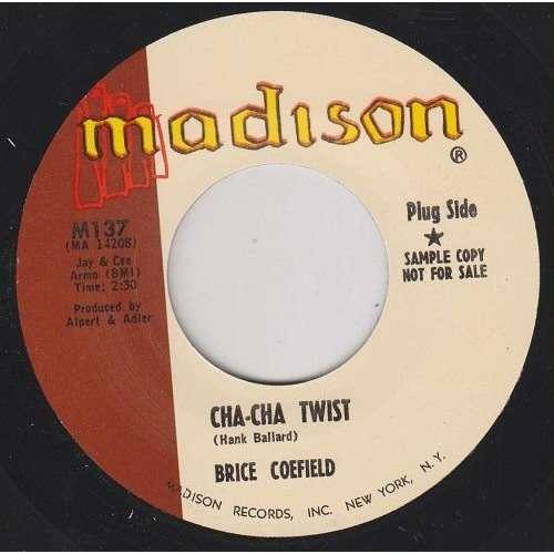 Brice Coefield Cha Cha Twist / Tempted