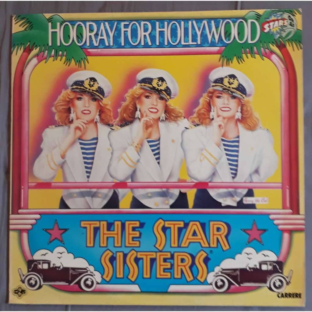 the stars sisters hooray for hollywood