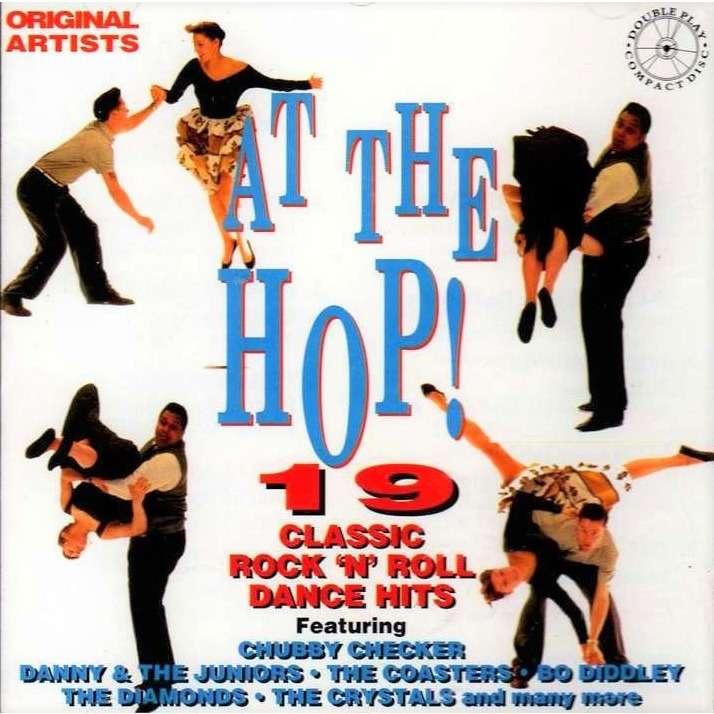 Danny & The Juniors , The Diamonds , Lou Christie At The Hop!
