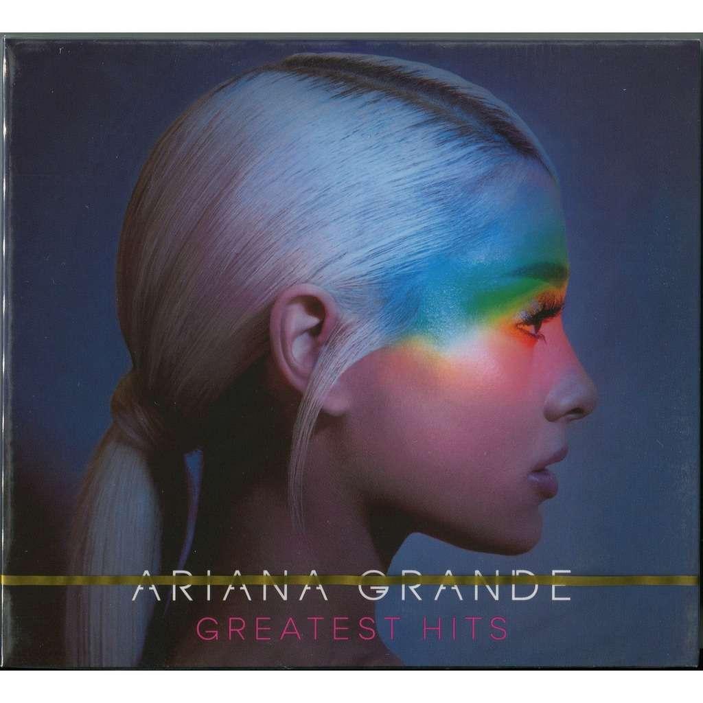 Ariana Grande Greatest Hits (2019) 2CD Digipak New/Factory-Sealed!