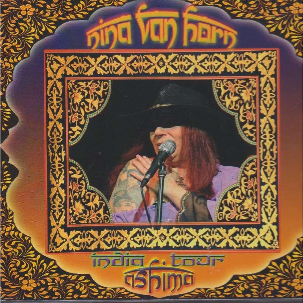nina van horn india tour