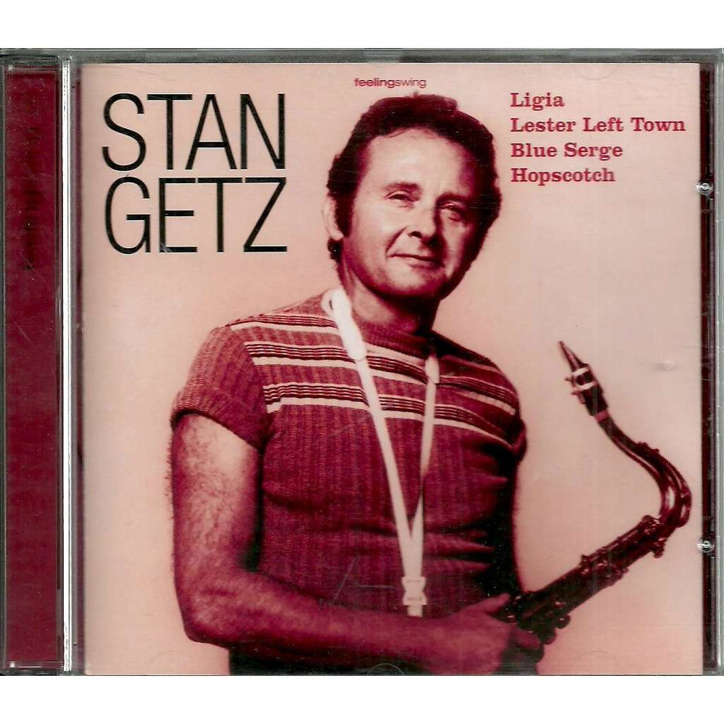 stan getz feeling swing