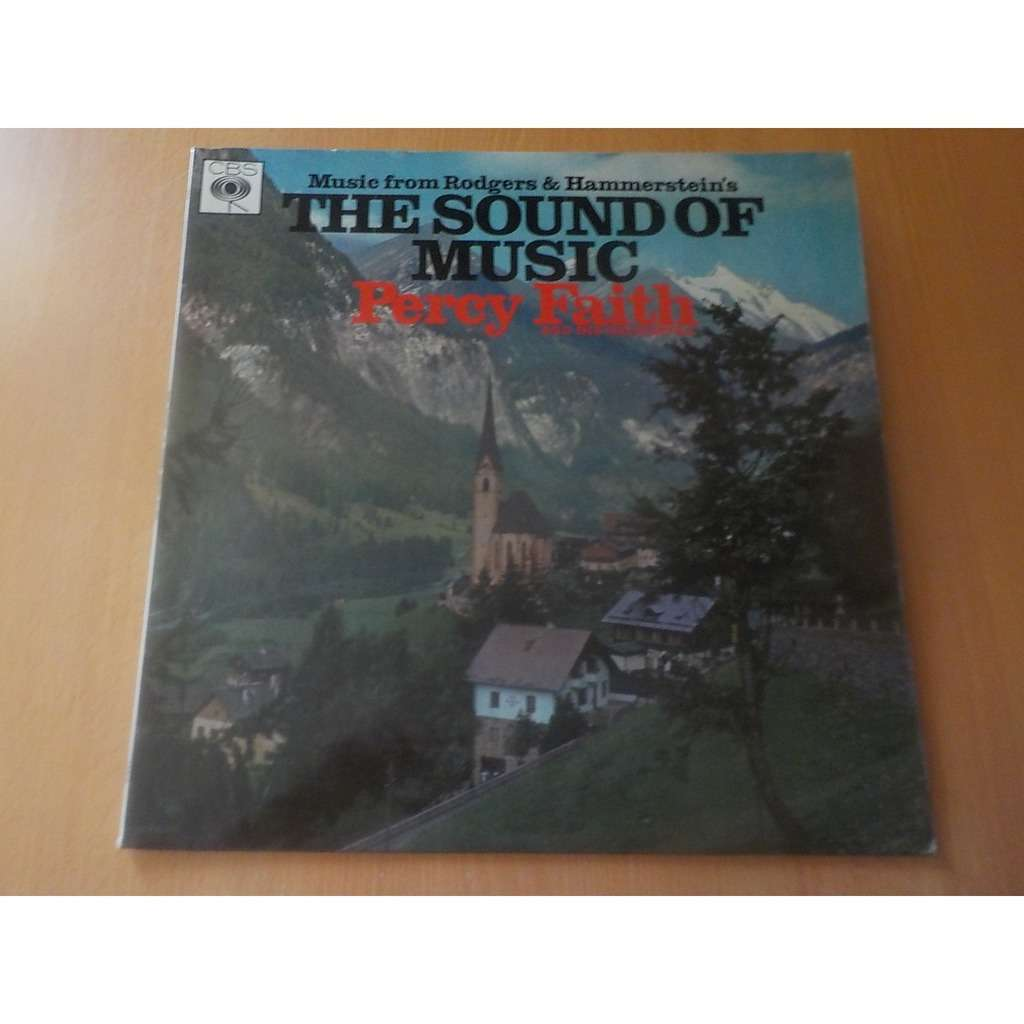 percy faith and his orchestra the sound of music