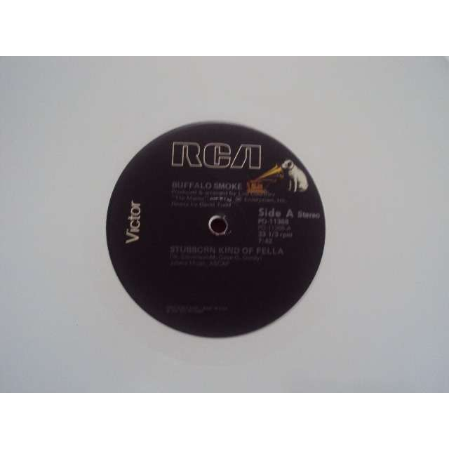 BUFFALO SMOKE stubborn kind of fela (vocal 7'42) 1978 usa vinyl white