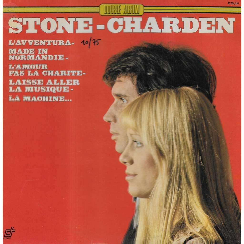 STONE & CHARDEN Double Album