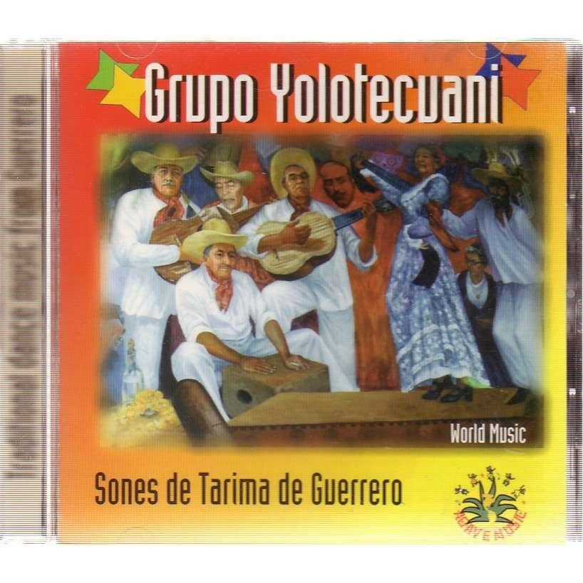 GRUPO YOLOTECUANI SONES DE TARIMA DE GUERRERO