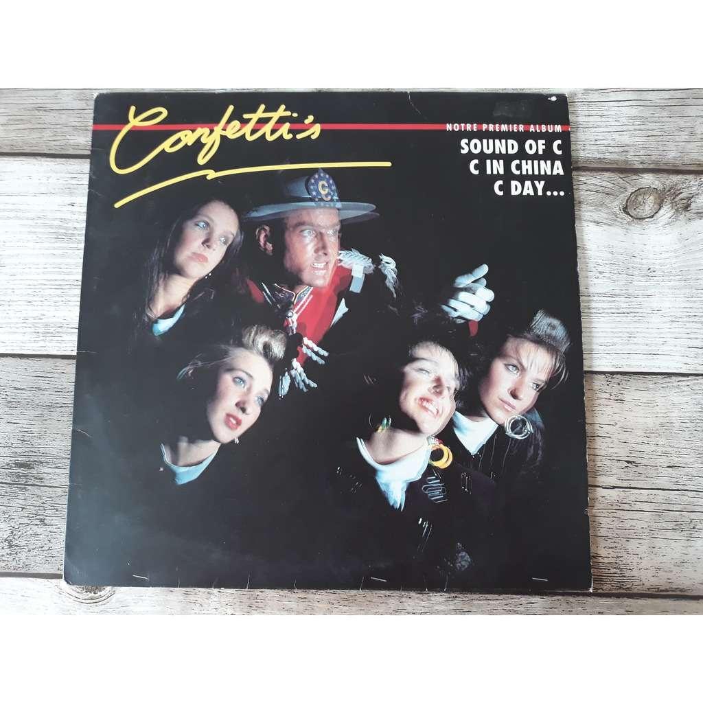 Confetti's - Notre Premier Album (LP, Album) Confetti's - Notre Premier Album (LP, Album)