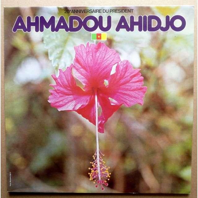 Manu Dibango Ahmadou Ahidjo - 20e Anniversaire Du Président