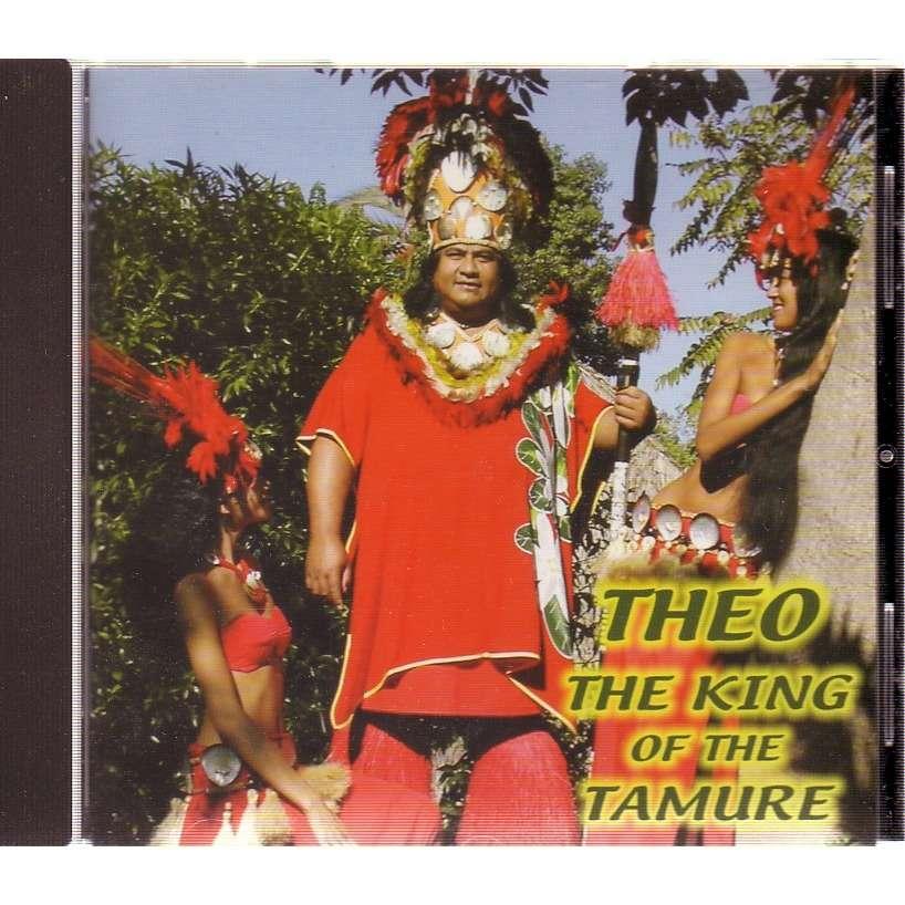 THEO THE KING OF THE TAMURE THE KING OF TAMURE
