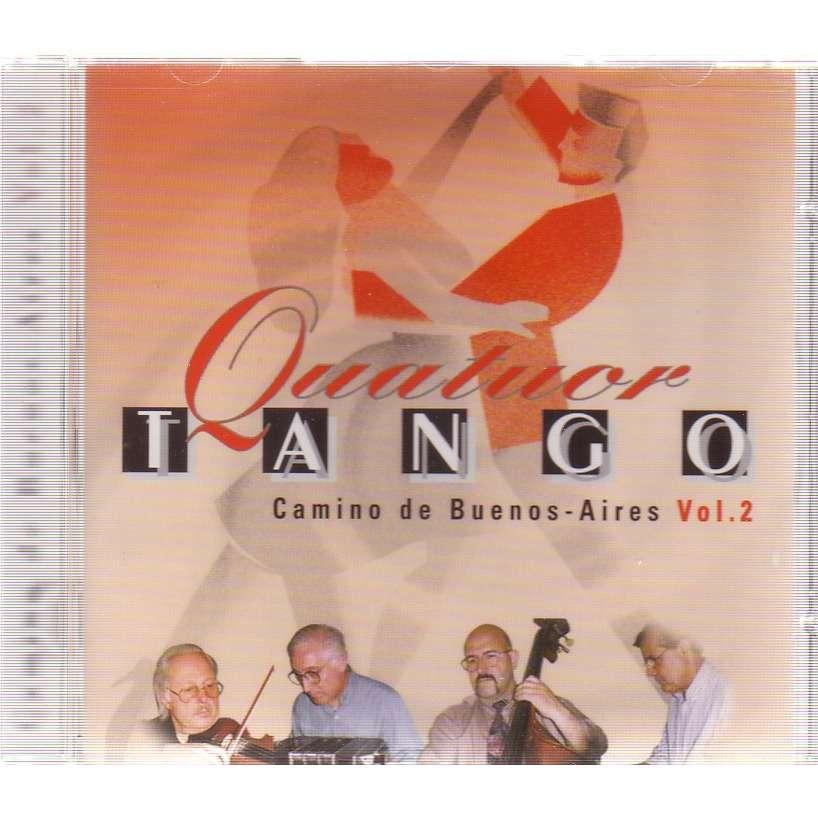 QUATUOR TANGO CAMINO DE BUENOS AIRES