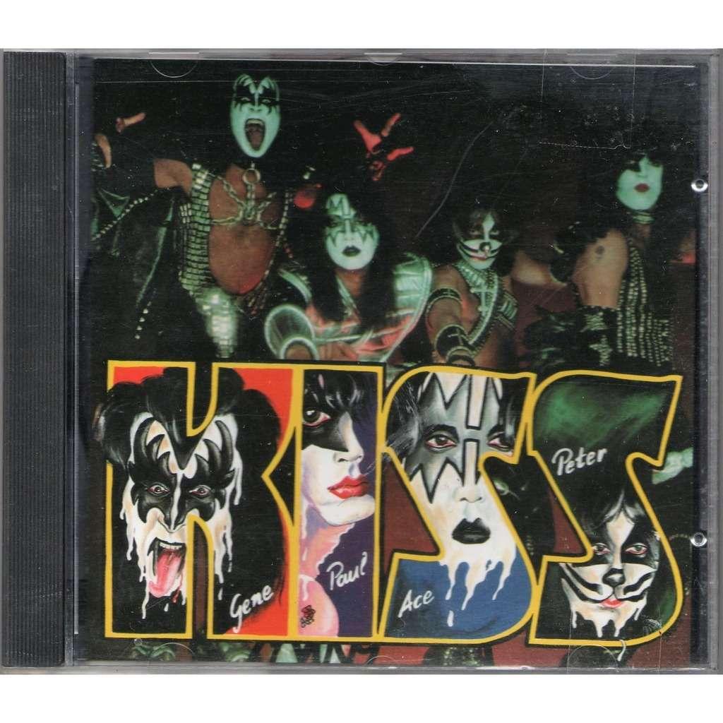 Kiss Kings Of The Nighttime (Paris FR 22.05.1976 & Tokyo JP 22.04.1977 & San Francisco USA 16.08.1977)