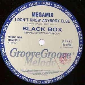 BLACK BOX MEGAMIX (RIDE ON TIME + I DON'T KNOW ANYBODY ELSE)