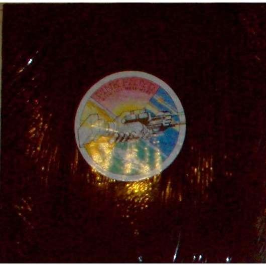 Pink Floyd Wish You Were Here (Italian 1975 Ltd 5-trk LP still sealed in black stickered shrink-wrap!!)