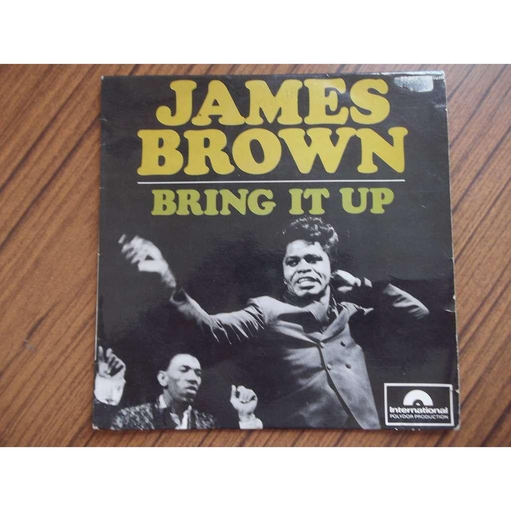 BROWN James BRING IT UP