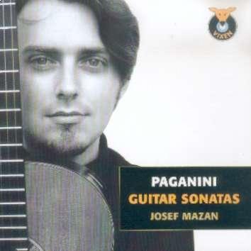 Niccolò Paganini Sonates pour guitare