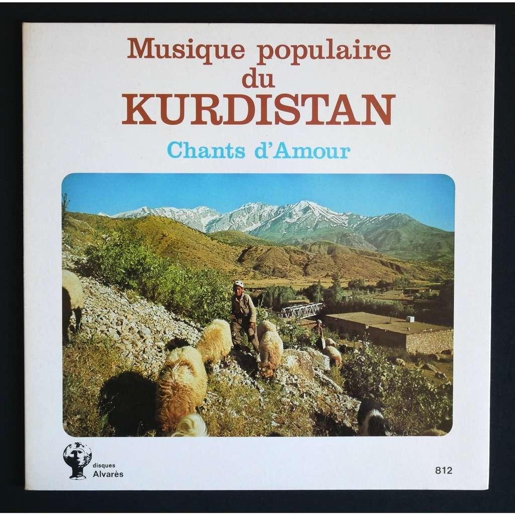 M. Kendal Musique Populaire Du Kurdistan - Chants D'Amour